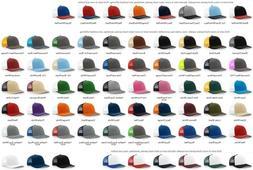 Richardson - Trucker Cap, Baseball Hat, Meshback Hat, Snapba