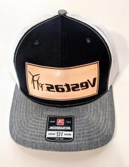 Richardson 112 trucker hat with custom Vestas Wind Turbine l