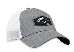 Callaway Golf 2018 Tour Authentic Adjustable Trucker Hat, Ch