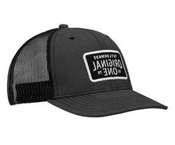 TaylorMade 2019 Lifestyle Trucker Hat, Charcoal