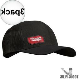 Milwaukee 505B GRIDIRON Snapback Trucker Hat New
