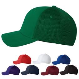 FLEXFIT 6533 Ultrafiber Cap with Air Mesh Sides Fitted Truck