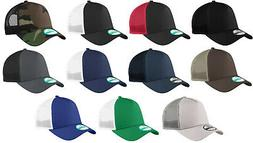 New Era 9FORTY Trucker Adjustable Snapback Mesh Back Hat Man