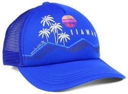 Billabong Hawaii Surfing Snapback Adjustable Hat Cap Trucker