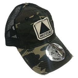 Boston Sports Apparel Trucker Hat: Boston Citgo - Camo