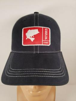 Costa Del Mar Original Patch Bass Hat Navy/White | HA 65N