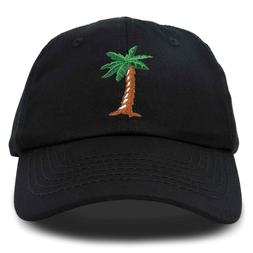 DALIX Dad Hats Palm Tree Baseball Cap Trucker Caps Mens Wome