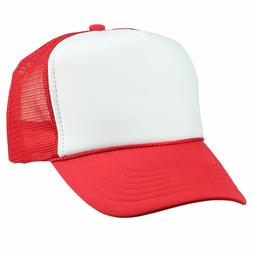 DALIX Handy Manny Costume Hat Red White Cartoon Kids Youth T