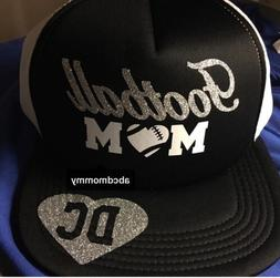 Football MOM Women's Trucker Hat - Brand New! Personalize Wi