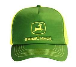 John Deere Trucker Mesh Foam Hat