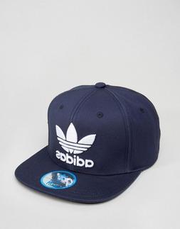 NEW Men Women Adidas Originals Trefoil Snapback Trucker Cap