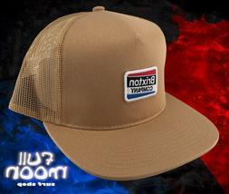 New Brixton Worden Mens Trucker Snapback Cap Hat