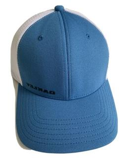 New Oakley Silicone Bark Trucker 4.0 - Size S-M - Blue Indig