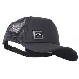 Oakley Black Magic Trucker Cap Mens Womens Adjustable Baseba