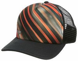 Oakley Men's Graphic Foam Trucker Hat Cap - Grenadine