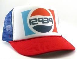 Pepsi Trucker Hat mesh hat snapback hat RWB new adjustable v