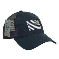 Rapid Dominance Ripstop Men's Embroidered USA Flag Trucker C
