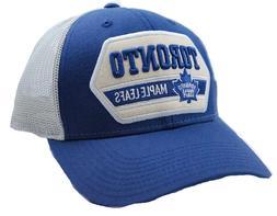 Toronto Maple Leafs CCM NHL Hockey Team Patched Logo Trucker