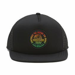 Vans - US OPEN of SURFING 2016 - Trucker Hat  Black Cap 420