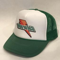 Vintage Gatorade Sports Drink Trucker Hat Mesh Snapback Prom 7d0b86ef1820