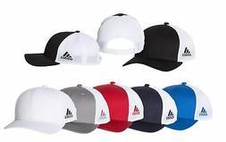 Adidas A627 Mesh Colorblock Snapback Trucker Hat/Cap - New C