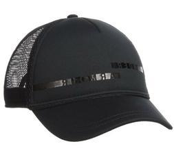 Under Armour Accessories Womens Graphic Trucker Cap, Black/B
