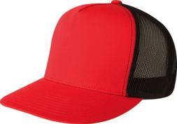 Flexfit Adjustable Snapback Classic Trucker Hat by 6006