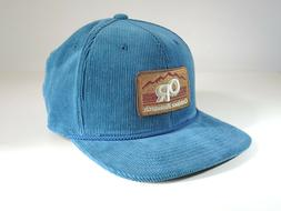 Outdoor Research Advocate _ Blue Corduroy Patch Logo Flat Br