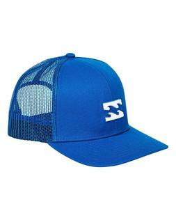 Billabong All Day Trucker Hat - Boys - One Size, Royal
