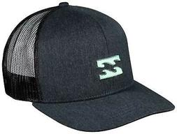 Billabong All Day Trucker Hat - Midnight Heather - New