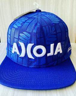 Hurley Aloha Sig Zane Designer Hat-Hawaii Exclusive