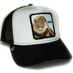 Men's Goorin Brothers 'Animal Farm - King' Trucker Hat - Bla