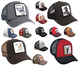 Goorin Bros Animal Farm Snapback Trucker Hat Cap Rooster Sta