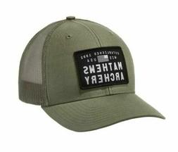 Mathews Archery Cap - Advocate Military Green - ADJ - NEW