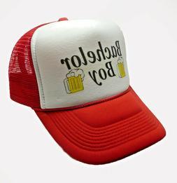 Bachelor Boy Trucker hat from Park's & Recreation show Origi