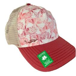 prAna Baseball Hat NWT Petra Pink Safari Zebra WomenMen Snap