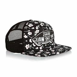 VANS Beach Girl - Womens Trucker Hat  Snapback Cap FLOWERS G