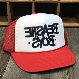 Beastie Boys Trucker Hat Vintage 90's Old School Mesh Cap