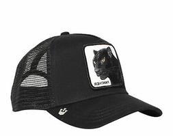 Goorin Bros Black Panther Men's Trucker Hat 101-0465-BLK One