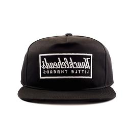 Black Patch Knuckleheads Trucker Hat Rectangle