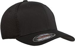 Premium Original Blank Flexfit Ultrafibre Mesh Fitted Hat Ca