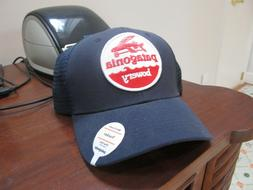 Patagonia Bowery Hat Patch Trucker Hat - Navy Blue - Spring