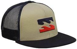 Billabong Boy's All Day Trucker Hat - Khaki - New