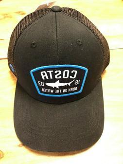 BRAND NEW COSTA DEL MAR MESH ADJUSTABLE CAP HAT CHATHAM SHAR