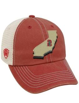 Brand New Stanford Cardinal Top of the World Trucker Hat Cap