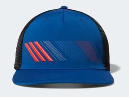 BRAND NEW Adidas Stripe Trucker Snapback Hat SHIPS IN BOX! $