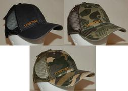Carhartt Brandt Trucker Cap / Hat NEW Adjustable Snapback 3