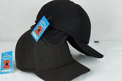 BROWN or BLACK Cashmere like BASEBALL TRUCKER TRAPPER EARFLA