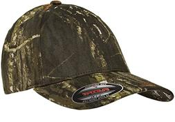 Flexfit Mossy Oak Camouflage Cap, Infinity, Small / Medium