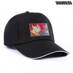 Cartoon Anime Dragon-Balls Gorra Goku Print Baseball Cap for